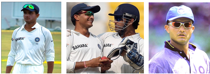 cricket sunglasses k0uz  The Prince of Calcutta, Sourav Ganguly, is considered as the sixth greatest  ODI batsman of all time What more! He is widely regarded as one of India's  most