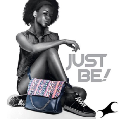 Just be - fastrack bag banner