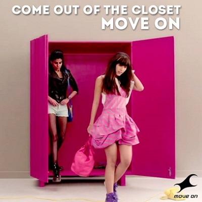 come out of the closet move on