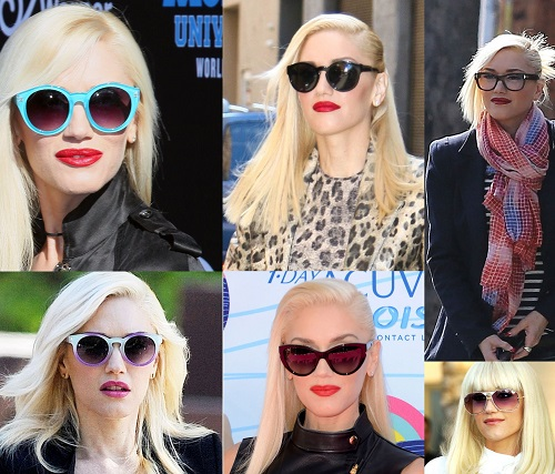 unusual sunglass collection