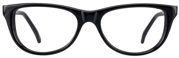 Vincent Chase VC2006 Black 1010 Women's Eyeglasses