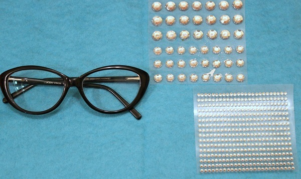 cat eye spectacles